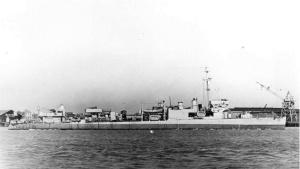 USS-Bernadou