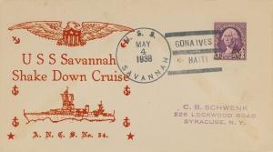 USS-Savannah
