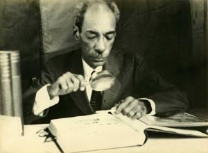 """Léon Montès at """"work"""""""